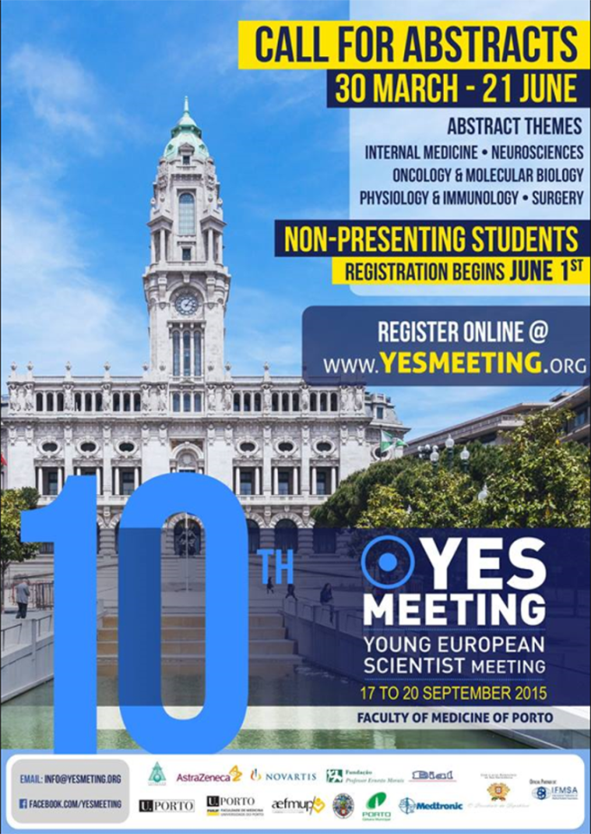 Previous Editions | YES Meeting